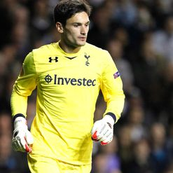 Lloris: Still riding pine for Spurs