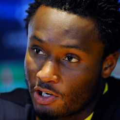 Mikel: On AFCON duty