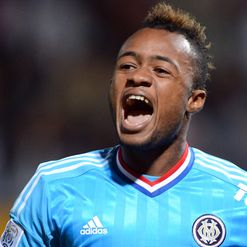 Ayew: Dropped for AFCON