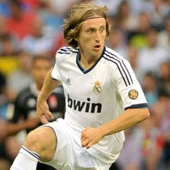 Modric: Peripheral figure at Real