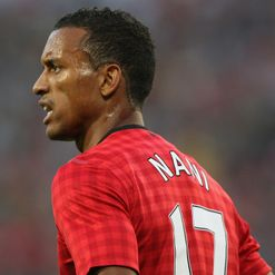 Nani: Still rated by Fergie