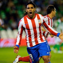 Falcao: Prolific striker