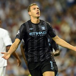 Dzeko: Hard worker