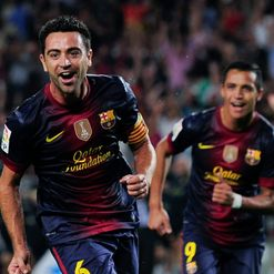 Xavi: Hungry for trophies