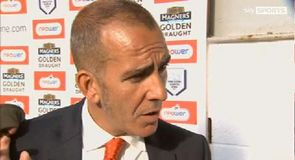 Di Canio's keeper bust-up