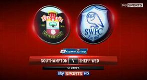 Southampton 2-0 Sheff Wed