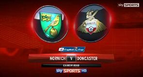 Norwich 1-0 Doncaster