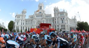 The Vuelta a Espana reached its traditional conclusion in the centre of Madrid