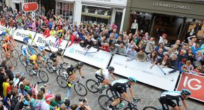 Tour of Britain stage 8 gallery