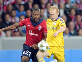 Chedjou (L): Hoping for Reds switch