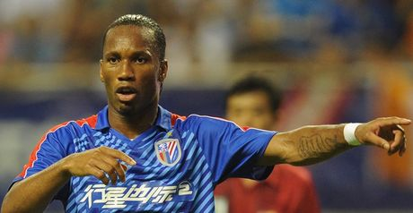 Didier Drogba: Stuck in Shanghai after FIFA rejected loan request