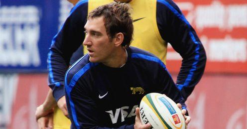 Santiago Fernandez Argentina Rugby Championship 2012