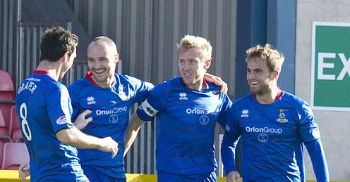Inverness: surprise stars of SPL