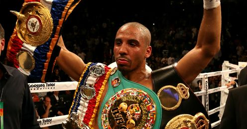 Andre Ward: has beaten Kessler and Froch, but will the winner be looking for revenge?