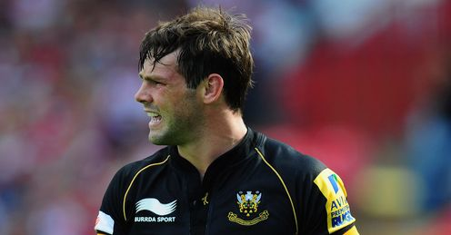 Ben Foden Northampton Saints 2012