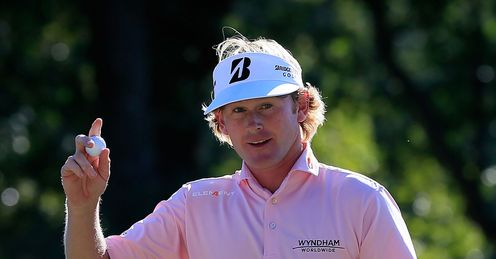 Career best: Brandt Snedeker