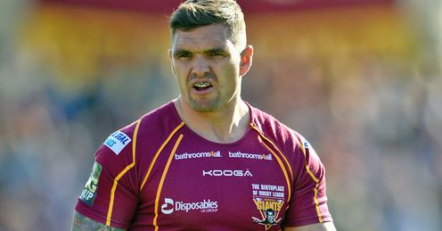 Danny Brough - Huddersfield Super League