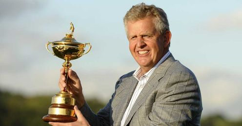 Monty: Enjoyed a fine career, particularly in the Ryder Cup