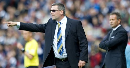 Levein: Scotland chief is still searching for that one memorable win, says Andy