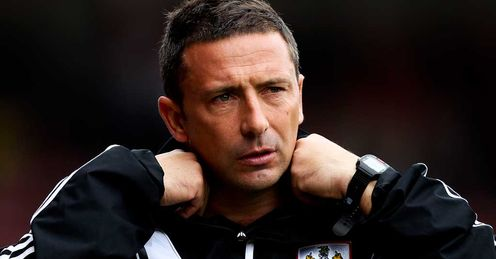 McInnes: the Scot&#39;s Bristol City team have lost six games in a row