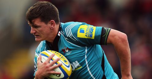 Freddie burns London Welsh