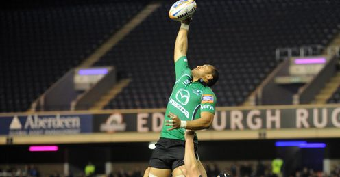 George Naoupu of Connacht