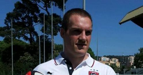 Gethin Jenkins Toulon camp
