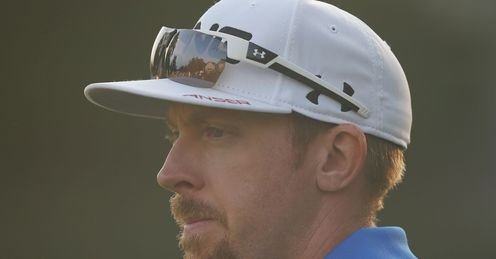 Hunter Mahan: Focused on the week ahead