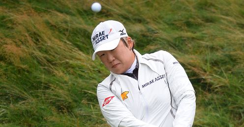 Jiyah Shin: Won the season's final major