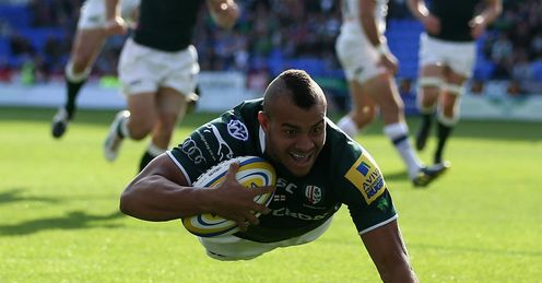 Jonathan Joseph london irish aviva premiership2