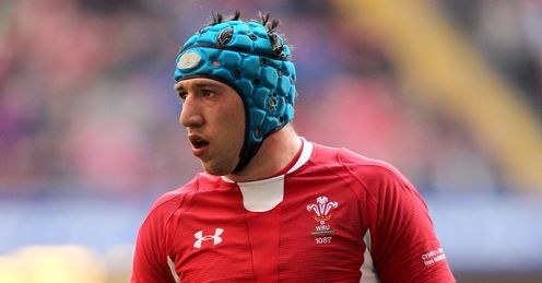 Justin Tipuric Wales v Baa baas 2012