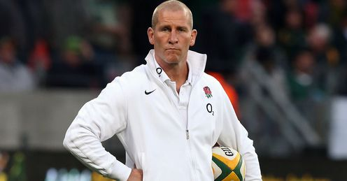 Stuart Lancaster faces a challenging autumn series
