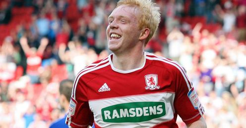 Williams heads back to Boro
