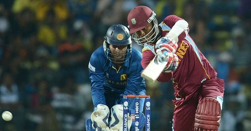 Marlon Samuels West Indies ICC World Twenty 20