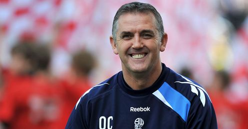 Owen Coyle: will be desperate to impress at his new club