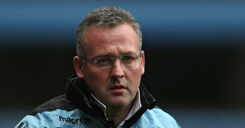 Paul Lambert Aston Villa West Bromwich Albion Premier League