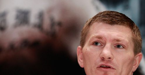 Hatton: is his return to the ring the right thing to do?