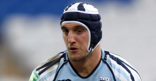 Sam Warburton for Cardiff Blues