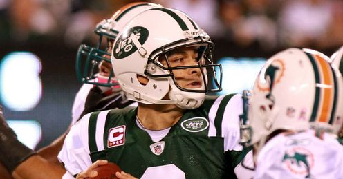 Mark Sanchez: He is the man for the Jets - not Tim Tebow