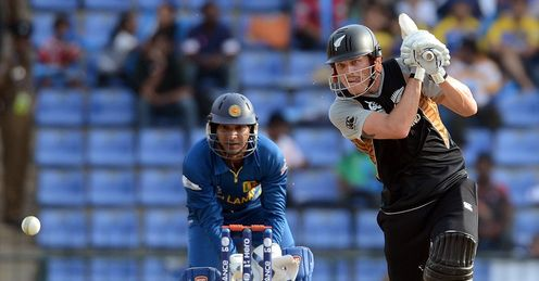 Sri Lanka v New Zealand Rob Nicol