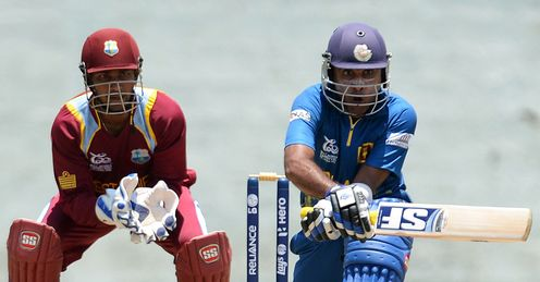 Sri Lanka v West Indies Mahela Jayawardene