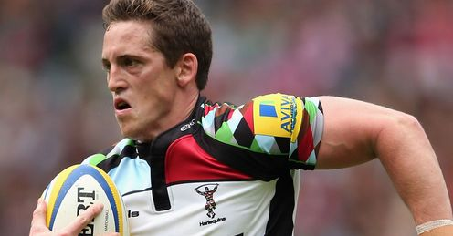 Tom Williams quins