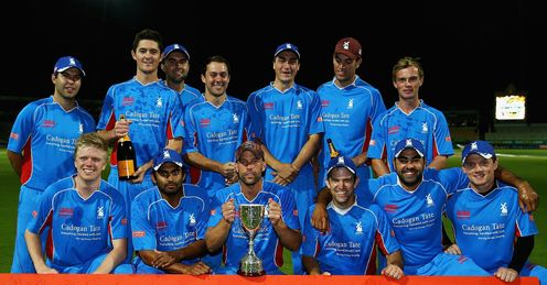 Wimbledon CC Club T20 winners Edgbaston