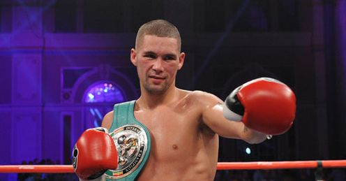 Bellew: the Liverpudlian must make each of his fights a big event, says Johnny