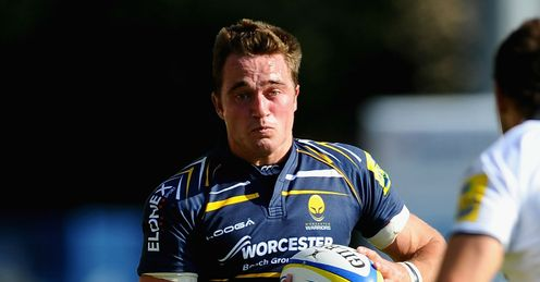 Alex Grove Worcester Warriors