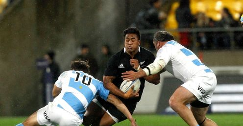 New Zealand Argentina Julian Savea Rugby Championship