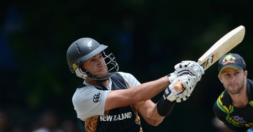 Ross Taylor New Zealand v Australia World Twenty20 warm-up Nondescripts CC Colombo