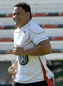 Chris Masoe Toulon 2012