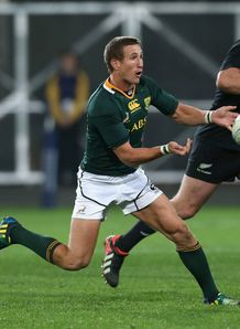 Johan Goosen South Africa v New Zealand Rugby Championship Dunedin