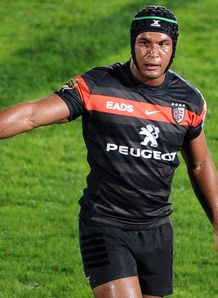 Thierry Dusautoir Toulouse 2012